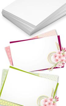 持ち込み用紙 印刷&コピーサンプル写真
