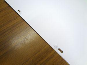 針なし ホチキス ステープラー ハリナックス 2ヶ所留め