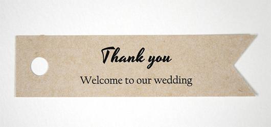 結婚式カード型抜き加工